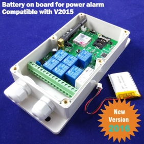 new gsm relay sms remote controller relay switch controller