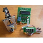 WF-501LCD coin operated timer control board