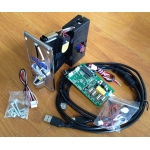 WF-500USB control board with SK coin acceptor