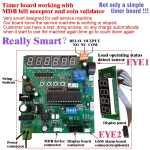 MDB-SMART MDB Timer Control Board - Single Output Channel