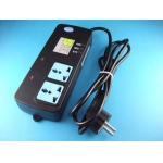 GSM-POWER 2 WAY GSM Remote control power Strip