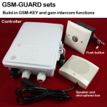 GSM Intercom - GSM intercom for home or soho office