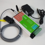 GSM Temperature & Humidity Monitoring and remote control system