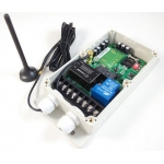 GSM-CTL-AC GSM Remote SMS Switch Controller