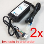 2 sets Free shipping MDB-RS232 Adapter box (MDB to computer)