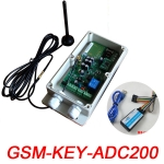 GSM-KEY-ADC200 GSM remote controller for automatic door opener