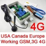 4G Version GSM-RELAY for USA,Australia,Canada or Europe