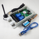 GSM-CTL GSM Remote Control System (DC Type)