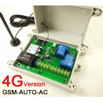 4G Version GSM-AUTO-AC for USA / Australia / Europe / Canada