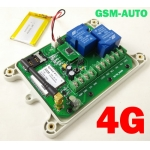 4G Version GSM-AUTO DC for USA / Australia / Canada / Europe