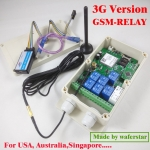 3G Version GSM-RELAY for USA,Australia,Singapore,Europe