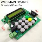 Vending main board with MDB interface for cashless payment devel