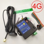 4G Version GL09 Eight channel alarm input SMS and phone calling