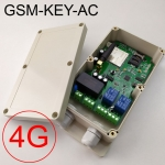 GSM-KEY-AC2000 4G version GSM gate opener controller